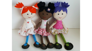 group of dolls image