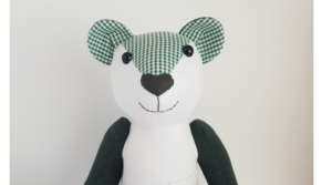 school keepsake bear