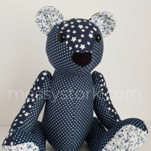 How to Sew a Memory Bear photo tutorial