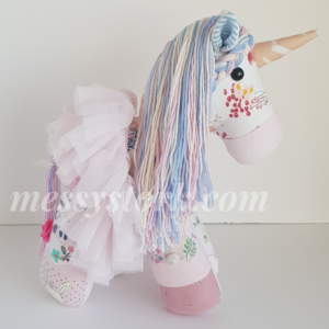 unicorn keepsake photo