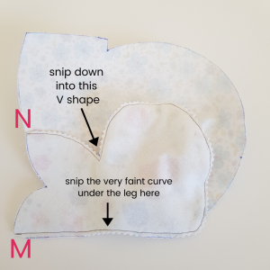 cat sewing pattern how to guide