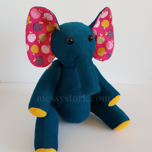 elephant sewing pattern tutorial