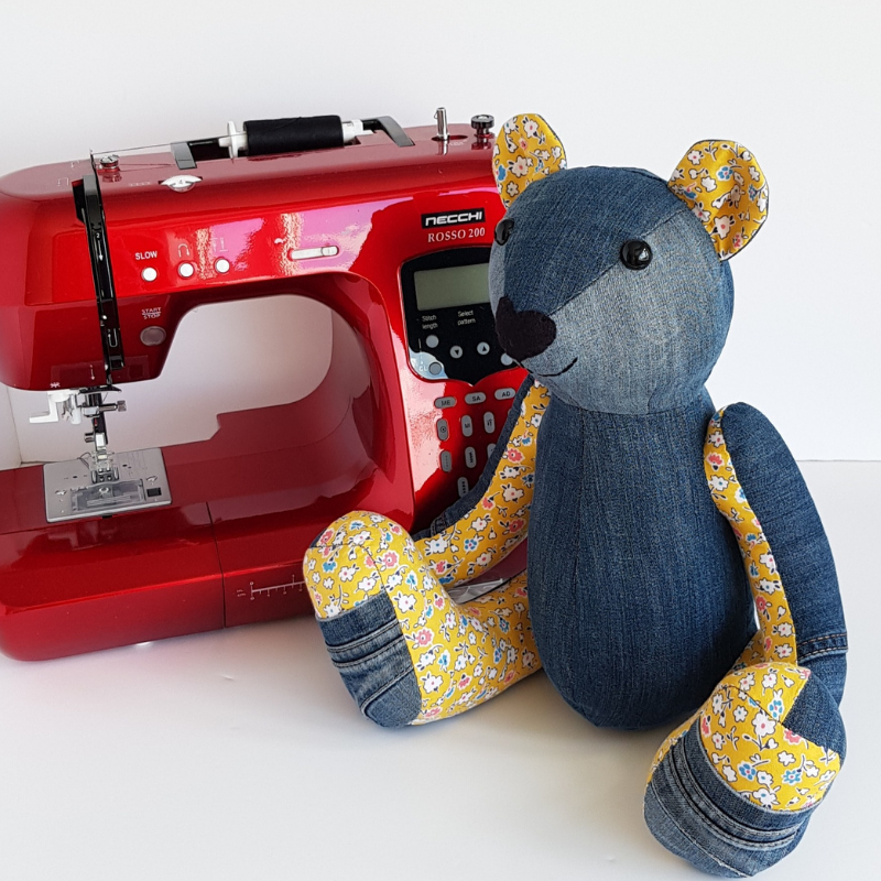 charlie bear sewing pattern