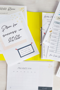 Downloadable business planner