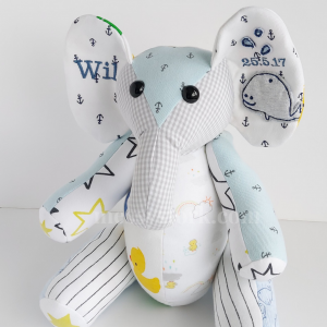 toy elephant sewing pattern