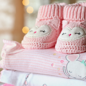 What to do with old baby clothes instead of throwing them away
