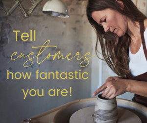 craft business finding customers