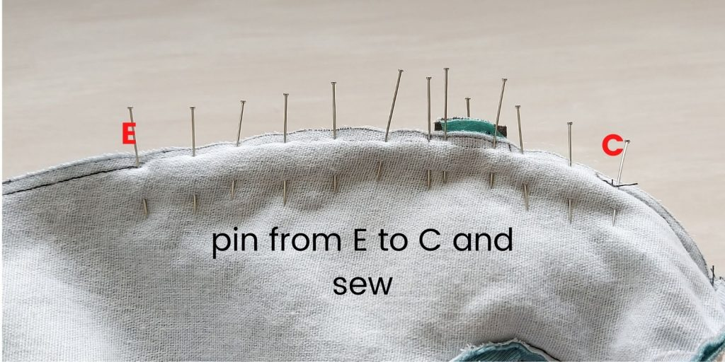 mouse sewing pattern tail